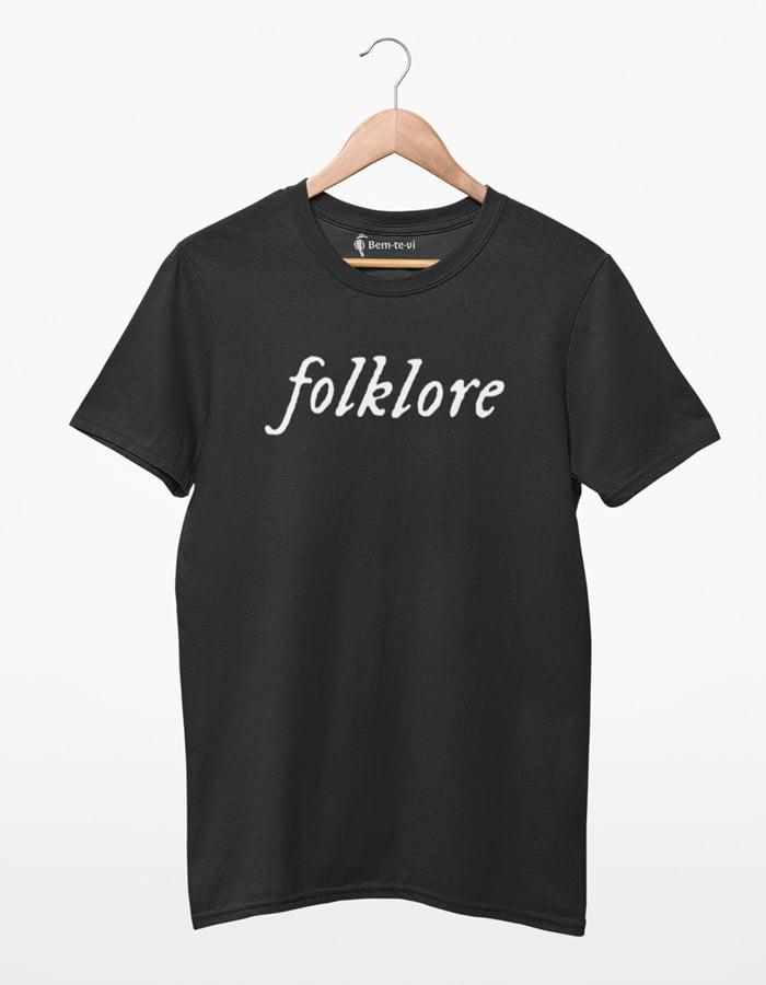 Camiseta Taylor Swift Folklore