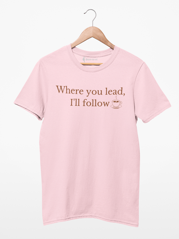 Camiseta Gilmore Girls Where You Lead