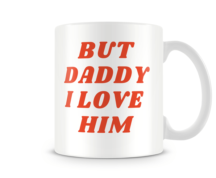 Caneca Harry Styles - But daddy i love him