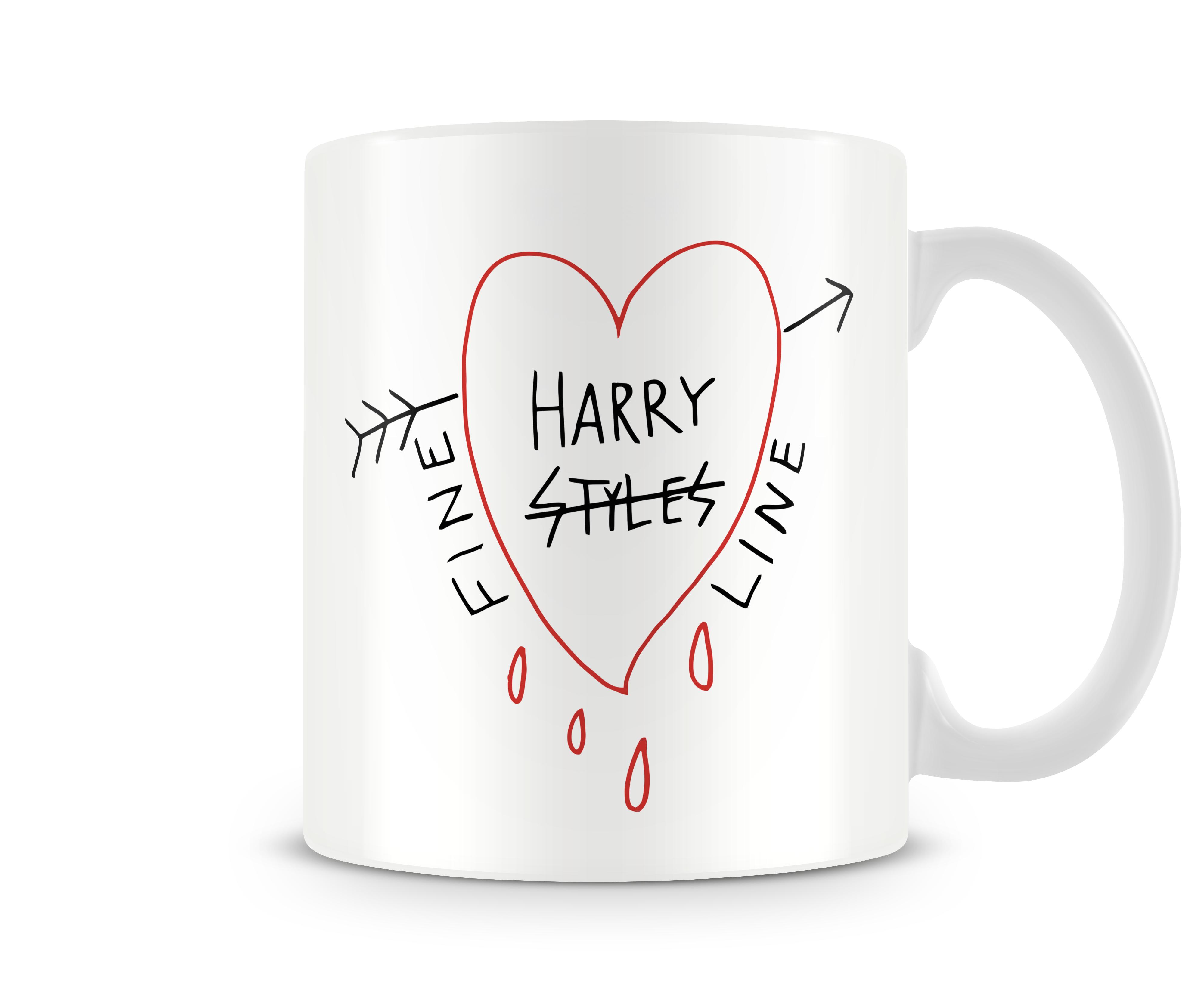Caneca Harry Styles - Fineline