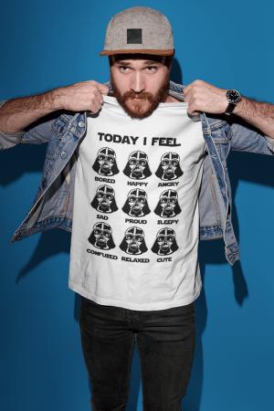 Camiseta Vader Mood