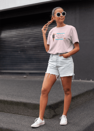 Camiseta Xuxa No Brasil Não Há Homens Pra Mim