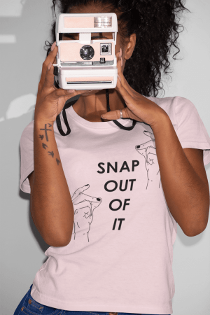 Camiseta Arctic Monkeys Snap Out Of It