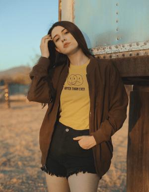Camiseta Billie Eilish Happier Than Ever