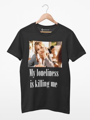 Camiseta Britney My Loneliness