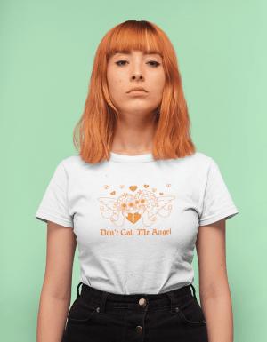 Camiseta Don't Call Me Angel