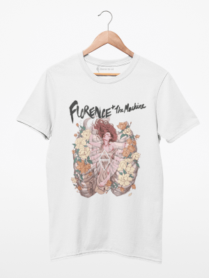 Camiseta Florence And The Machine Lungs