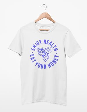 Camiseta Harry Styles Enjoy Health Eat Your Honey