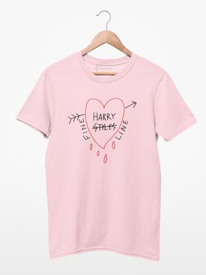 Camiseta Harry Styles Fineline