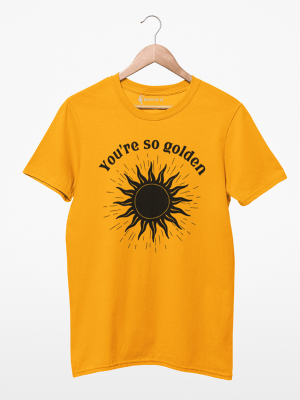 Camiseta Harry Styles Golden