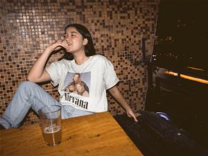 Camiseta Nirvana Hanson