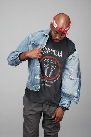 Camiseta Strokes Reptilia