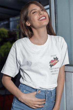 Camiseta Turu Turu Sandy e Junior
