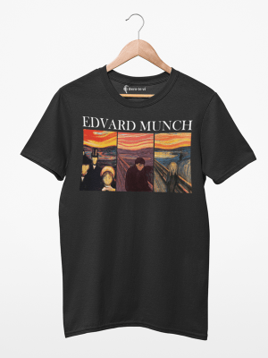 Camiseta Edvard Munch