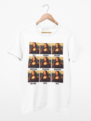 Camiseta Monalisa Humor