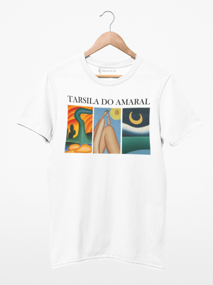 Camiseta Tarsila do Amaral