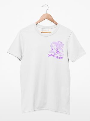 Camiseta Vênus Godess Of Love