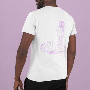 Camiseta Vênus Godess Of Love