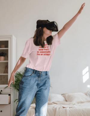 Camiseta Brooklyn 99 Consequences - Gina