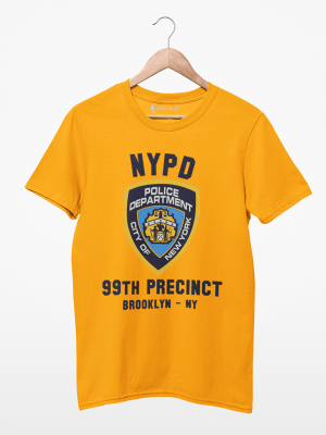 Camiseta Brooklyn 99 NYPD