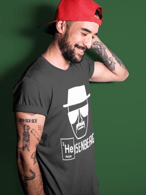 Camiseta Heinzenberg