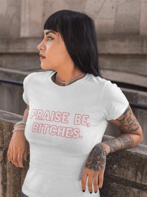 Camiseta Praise Be - Handmaid's Tale