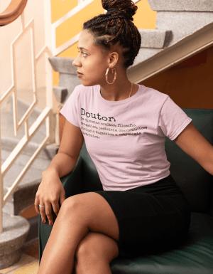 Camiseta Doutor - O Auto da Compadecida