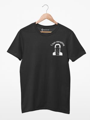 Camiseta Familia Addams Vandinha