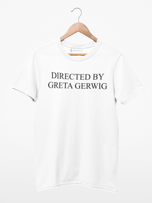 Camiseta Greta Gerwig