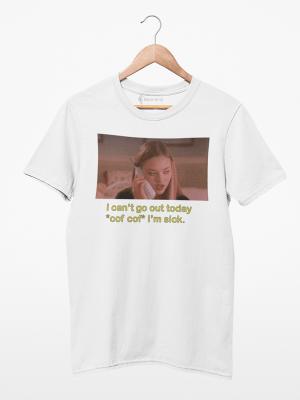 Camiseta Meninas Malvadas I'm Sick