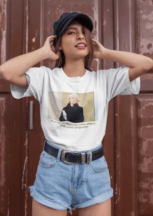 Camiseta Miranda Priestly Diabo Veste Prada