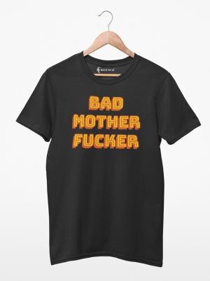 Camiseta Pulp Fiction Bad Motherfucker