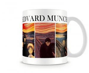 Caneca Obras de arte - Edvard Munch