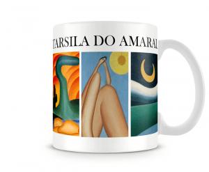 Caneca Obras de Arte - Tarsila do Amaral