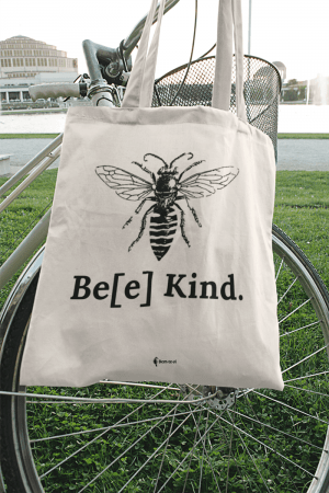 Ecobag Bee kind