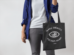 Ecobag Make Orwell fiction again